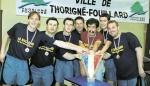 Champions de France Nationale 3 - 2003